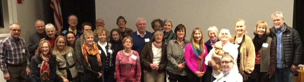 photo of Auditory Training Workshop participants
