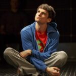 """scene from play """"The Curious Incident"""""""