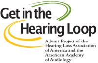 Get in the Hearing Loop logo
